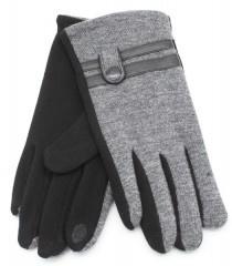 Handschoenen voor de Man Light Grey / Licht Grijs