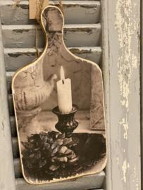 Decobordje candle