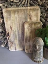 Mango houten serveer plankje