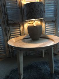 Bijzettafel / Dienblad Mango Wood