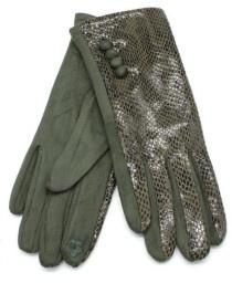 Handschoen Snake Green / Groen