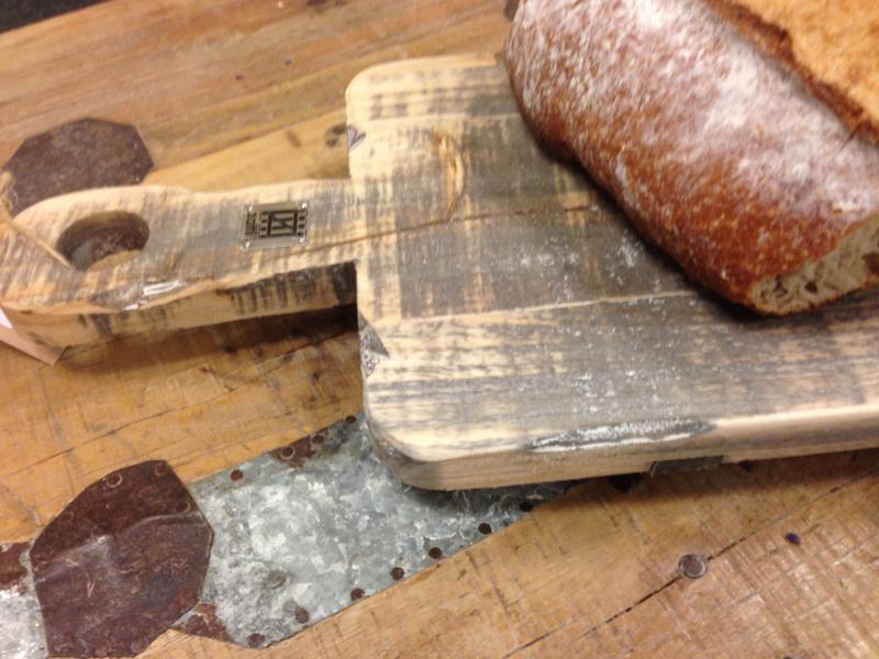 Houten serveer Tapas plank