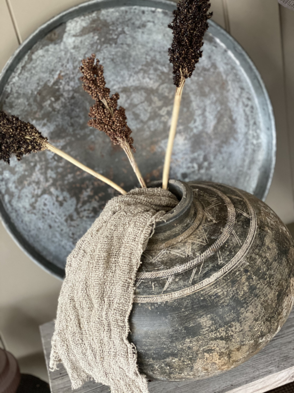 Stenen tuimelkruik Old Brown