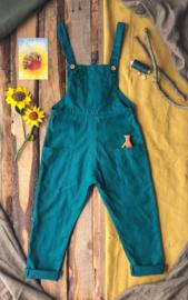 Jumpsuit Linen Ocean Green
