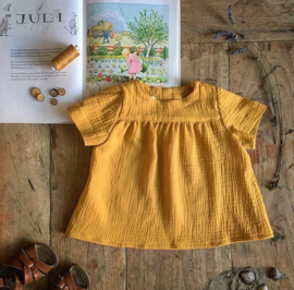 Summer Top Ochre