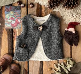 Wool Vests Winter