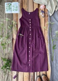 Spring / Summer Dress Linen Amethyst