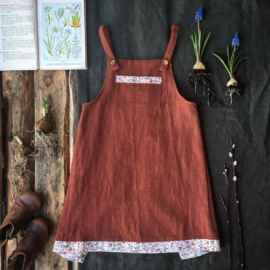 Apron Dress Wildflower