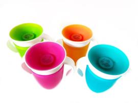 360 GRADEN DRINKING CUP - ORANGE