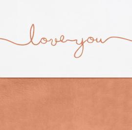 JOLLEIN WIEGLAKEN - LOVE YOU CARAMEL