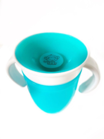 360 GRADEN DRINKING CUP - TURQUOISE
