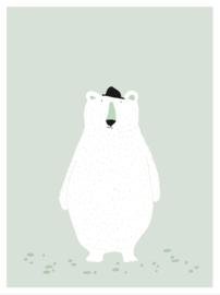 TRIXIE BABY POSTER - MR. POLAR BEAR