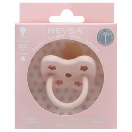HEVEA POWDER PINK 0-3MND ROND