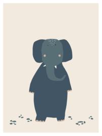 TRIXIE BABY POSTER - MRS. ELEPHANT