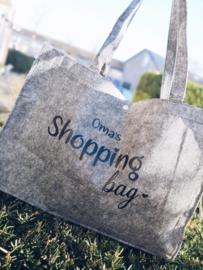 VILT OMA'S SHOPPING BAG