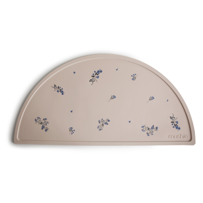 SILICONEN PLACEMAT - LILAC FLOWERS