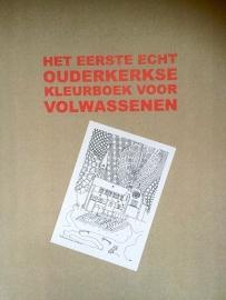 Kleurboek Ouderkerk
