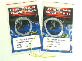Hends Tapered Fly Leader Braided