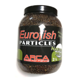 Eurofish Particles Natural Hemp in pot 2 liter