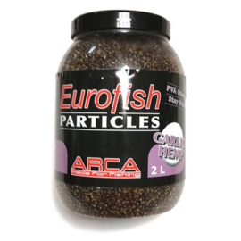 Eurofish Particles Garlic Hemp in pot 2 liter