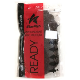 Starfish Groundbait Mix Method Ready