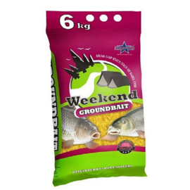 Starfish Weekend Groundbait 6 kg