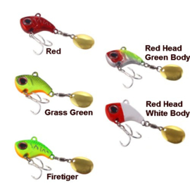 Jigging Spinner  - 9 gram