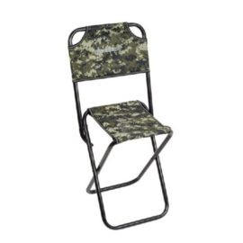 Robinson vouwstoel camouflage