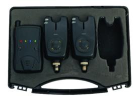 Cyprihunt X-bite Alarm Kit 2+1 draadloos