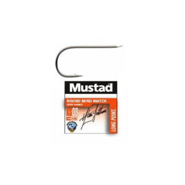 Mustad Round Bend Match AS08