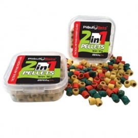Pitbull Baits Method Feeder 2 in 1 hook pellets