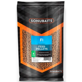 Sonubaits F1 Feed Pellets 4 mm