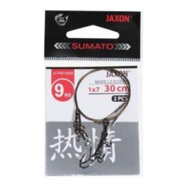 Jaxon Sumato Wire Leader 9kg 30 cm