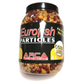 Eurofish Particles Corn Mix in pot 2 liter
