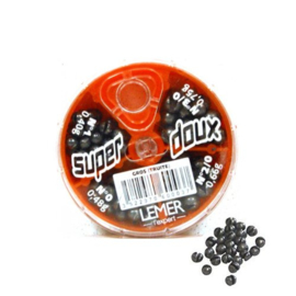 Lemer Super Doux loodhagel 4-vaks grof (oranje)