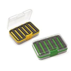 Profil Fly Box dubbelzijdig geel