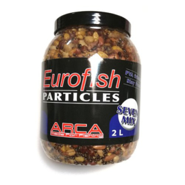 Eurofish Particles Seven Mix in pot 2 liter