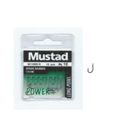 Mustad Feeder Power 60126BLN