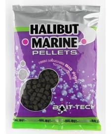 Bait-Tech Halibut Marine Pellets