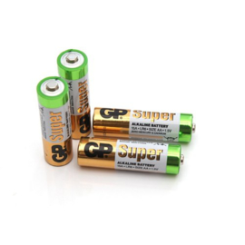 Batterijen GP Super AAA 1,5V