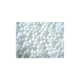 Polystyreen bolletjes (piepschuim)