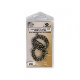 B-Carp Liquid Wire Double Looped Leaders