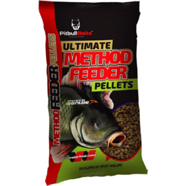 Pitbull Baits Method Feeder Pellets