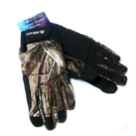 Mikado Camo handschoenen