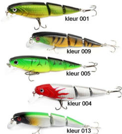 Jointed Minnow 10,5 cm  15 gram