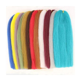 Silky Fibers
