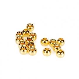Tungsten kralen goudkleur
