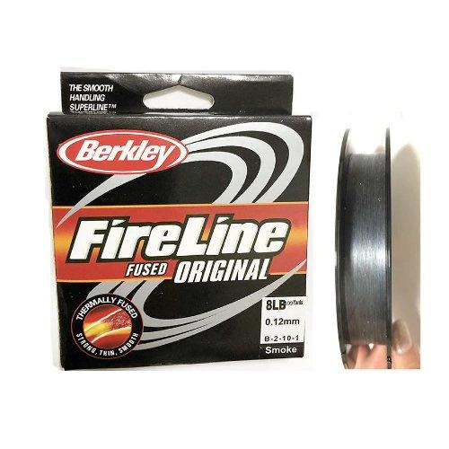 Berkley Fireline Original - smoke