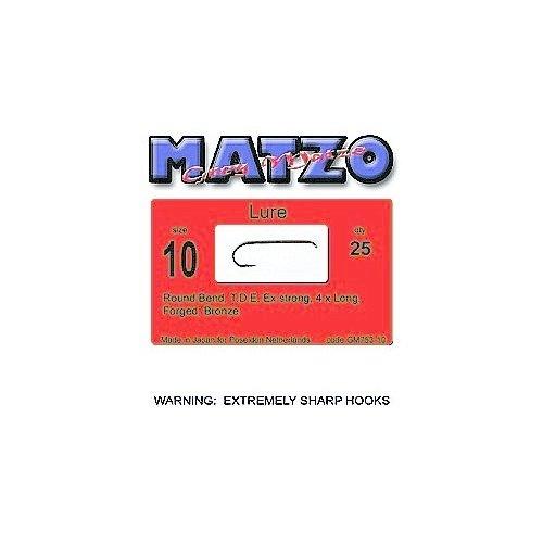 Grey Matzo Lure