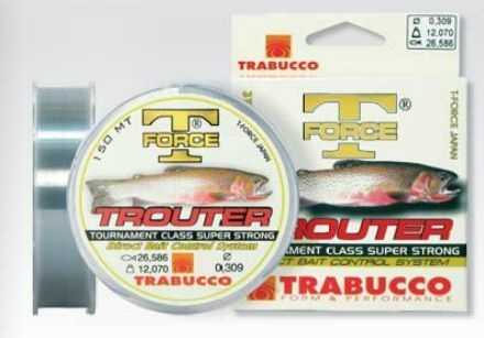 Trabucco T-Force Trouter